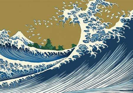 教科書頻出の『富嶽百景』。「富士」は何を写しとるのか、「富士山」へと表現が変わるのはいったい何を表しているのか?